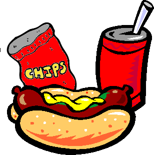 Chipsand Drinks Cliparts #3014204