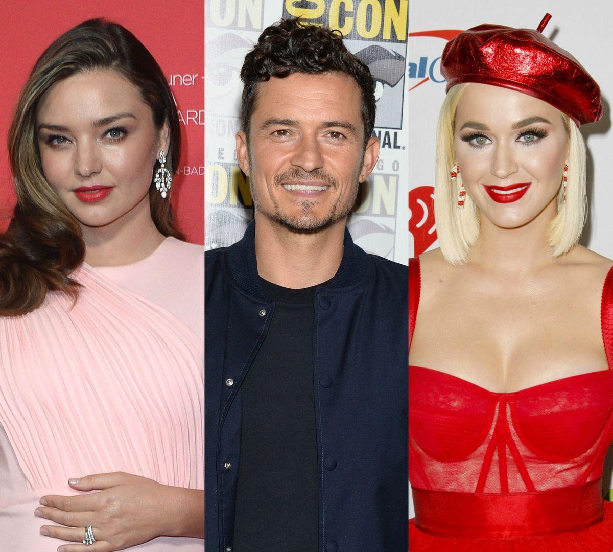 Miranda Kerr 'Har allerede kaldt' Ex Orlando Bloom og Katy Perry over babynyheder: Hun er 'virkelig glad'