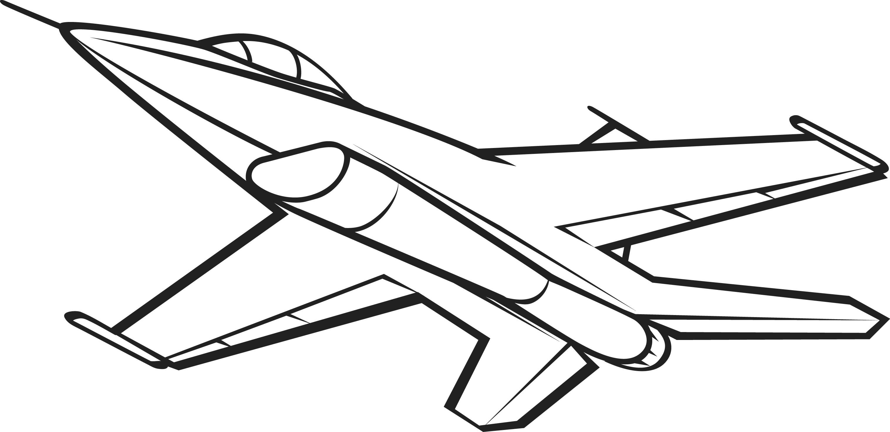 Samling af Jet Cliparts (45)