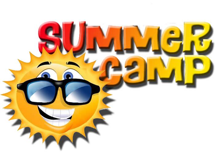 Колекция от клипарти за летни лагери (48)