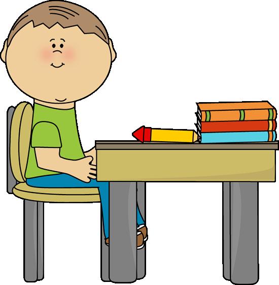 Sammlung von School Desk Clipart (79)