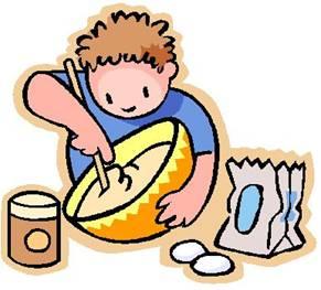 Samling af bage Cliparts (46)