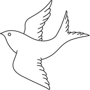 Samling af fugle disposition Cliparts (48)