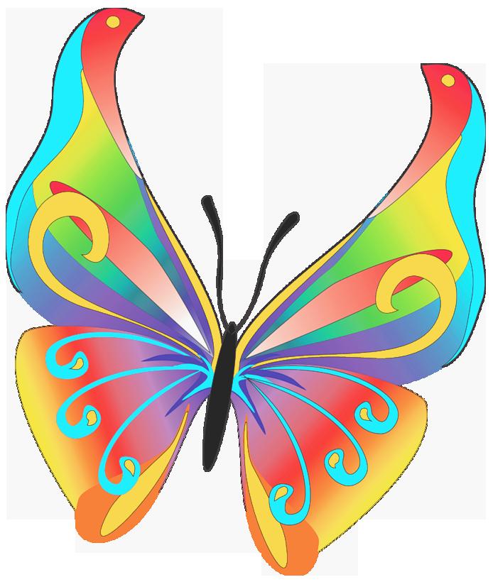 مجموعة من الفراشات الكريسماس (50)