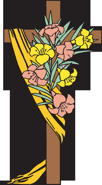 Samling af påskekors Clipart (60)