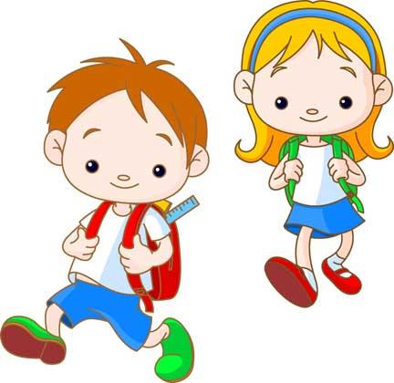 Sammlung von Kinder-Cartoon-Bildern (36)