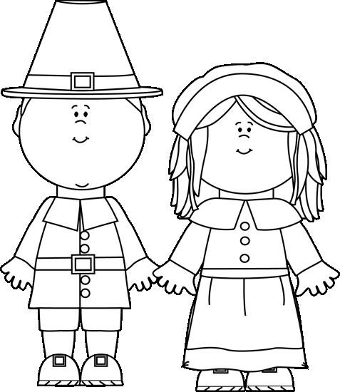 Pilgrim Boy Cliparts # 2587718