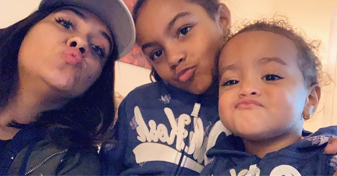 * Ikke * Så venlige ekser: 'Teen Mom 2' Star Briana DeJesus Low-Key Shades Baby Daddy Luis
