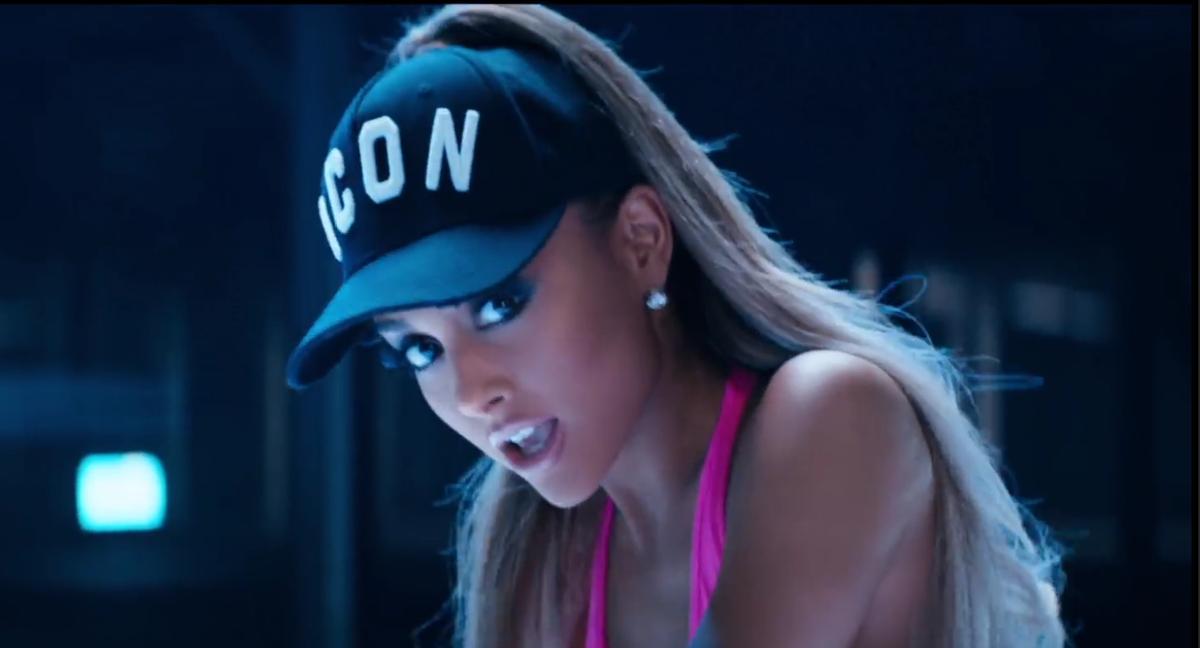 Fans werfen einen Blick auf Ariana Grandes 'Side to Side'