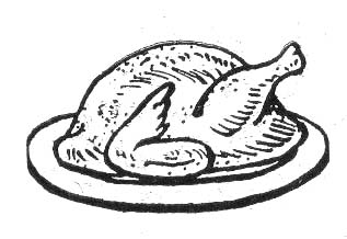 White Chicken Cliparts # 2939763